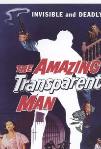 The Amazing Transparent Man