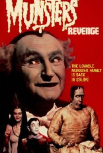The Munsters' Revenge