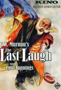 The Last Laugh (Der Letzte Mann)