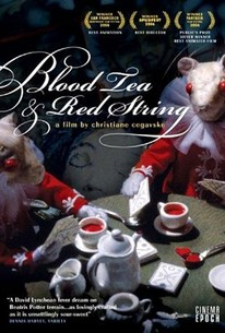 Blood Tea and Red String