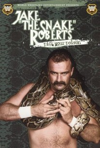 WWE Fanatic: Jake 'The Snake' Roberts: Pick Your Poison