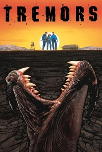 Poster for Tremors (1989)