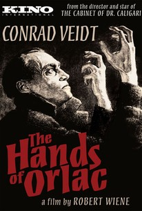 Orlacs Hände (The Hands of Orlac)