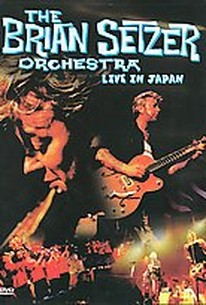 Brian Setzer Orchestra - Live in Japan