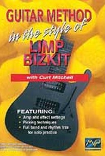 Guitar Method in the Style of Limp Bizkit