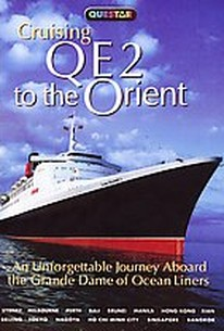 Cruising QE2 to the Orient