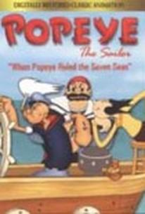 When Popeye Ruled the Seven Seas