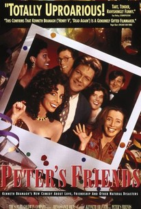 Peter's Friends (1992) - Rotten Tomatoes
