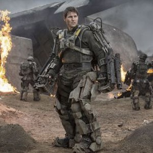Live Die Repeat Edge Of Tomorrow 2014 Rotten Tomatoes