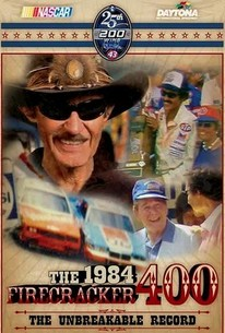 The 1984 Firecracker 400: The Unbreakable Record