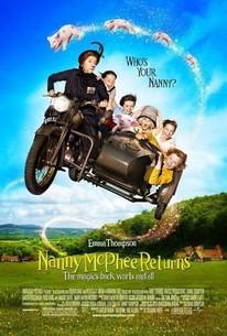 Nanny McPhee Returns