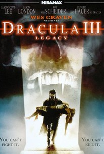 Wes Craven Presents Dracula III: Legacy