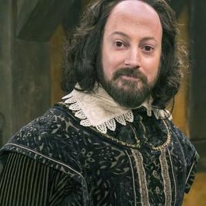 David Mitchell as Will Shakespeare