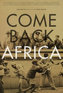 Come Back, Africa