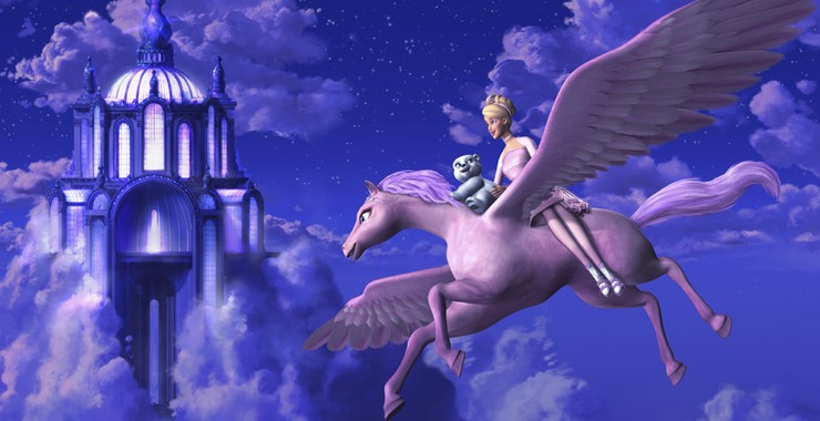 Barbie And The Magic Of Pegasus 2005 Rotten Tomatoes