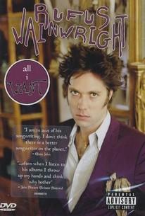 All I Want: A Portrait of Rufus Wainwright