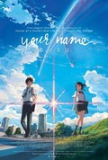 Your Name. (Kimi No Na Wa.)