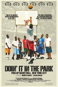 Doin' It in the Park: Pick-Up Basketball, NYC