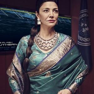 Shohreh Aghdashloo as Chrisjen Avasarala