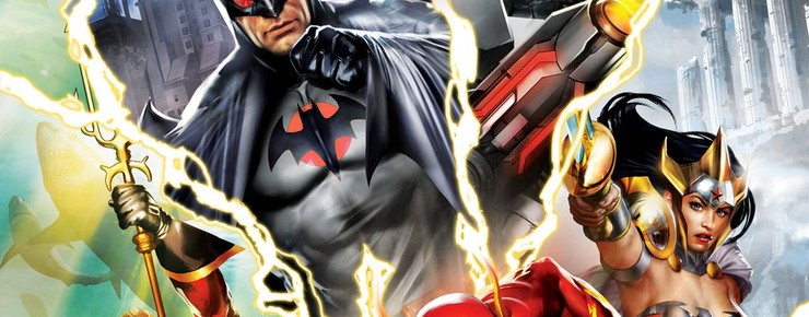 DCU: Justice League: The Flashpoint Paradox (2013) - Rotten Tomatoes