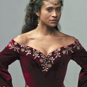 Angel Coulby as Gwen