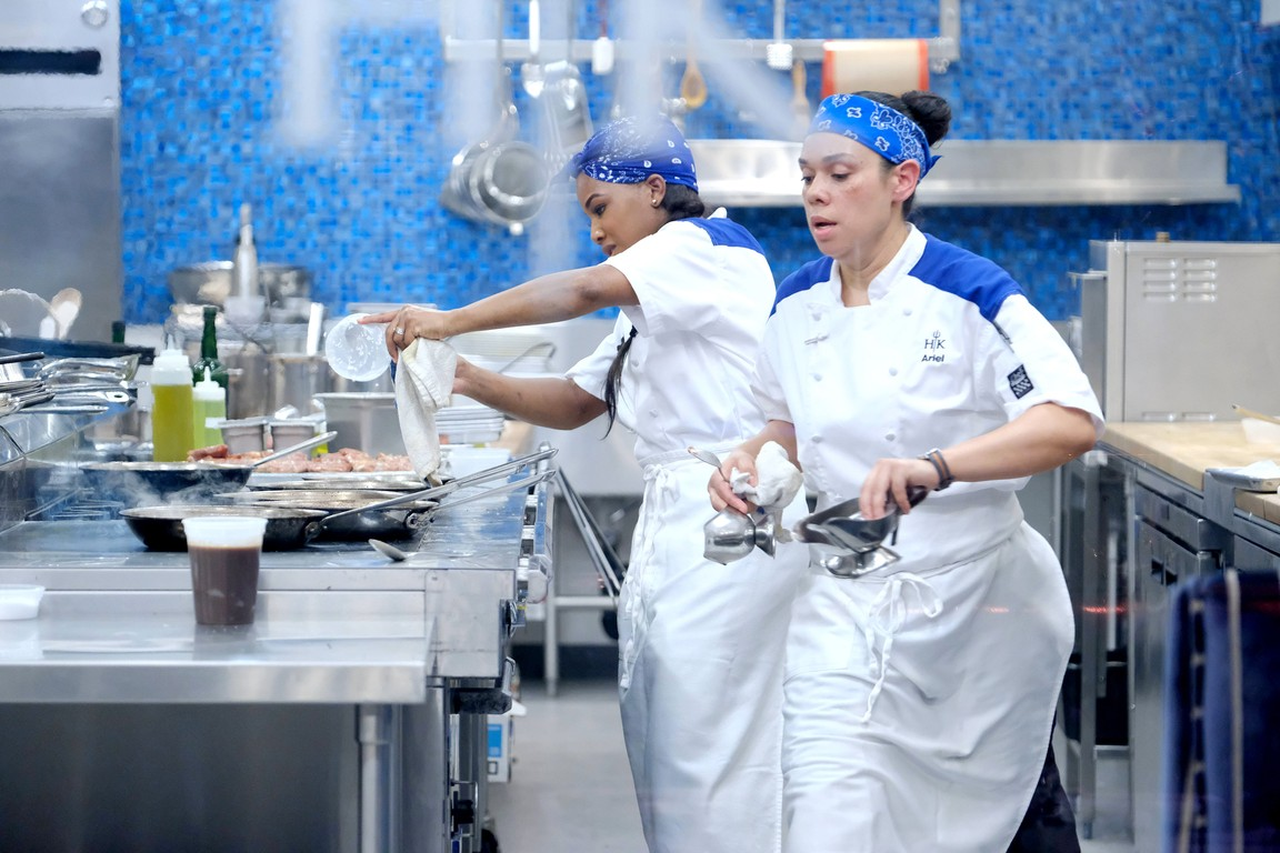 Hell S Kitchen Season 18 Episode 10 Rotten Tomatoes