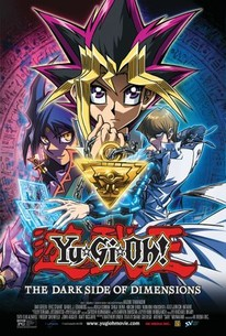 Yu Gi Oh The Dark Side of Dimensions 2016 Rotten Tomatoes
