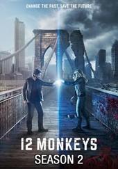 12 Monkeys: Season 2