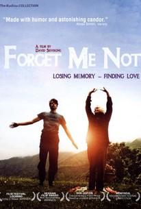Vergiss mein nicht (Forget Me Not)