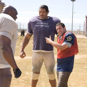 The Longest Yard (2005) - Rotten Tomatoes