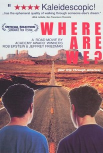 Where Are We: Our Trip Through America