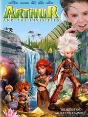 Arthur and the Invisibles (Arthur and the Minimoys)