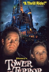 tower of terror 1997 rotten tomatoes