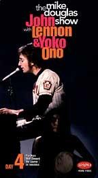 Mike Douglas Show with John Lennon and Yoko Ono, The: Day 4