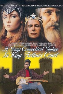 A Young Connecticut Yankee in King Arthur's Court