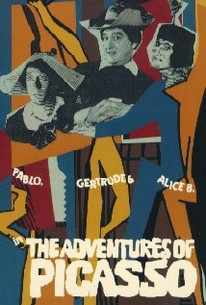 The Adventures of Picasso