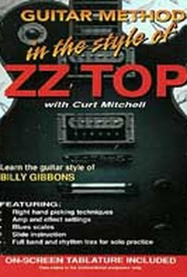 Guitar Method in the Style of ZZ Top