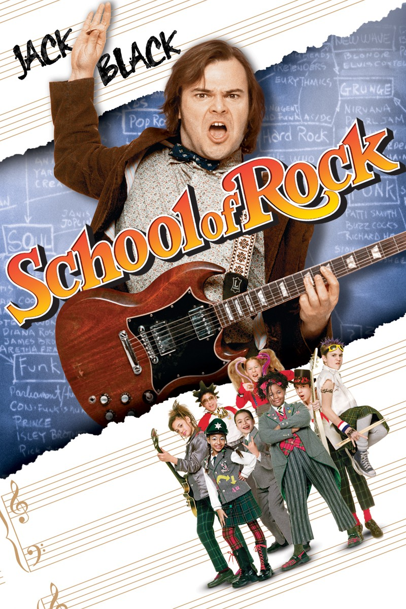 Image result for school of rock