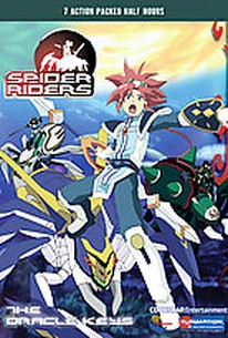 Spider Riders - The Oracle Keys
