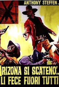 Arizona Colt Returns (Arizona si scatenò... e li fece fuori tutti)(If You Gotta Shoot Someone-Bang!)