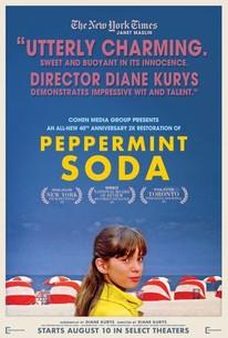 Peppermint Soda