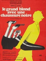 Le Grand Blond avec Une Chaussure Noire (The Tall Blond Man with One Black Shoe)