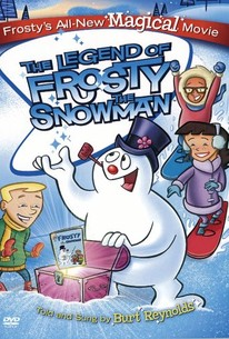 Legend of Frosty the Snowman