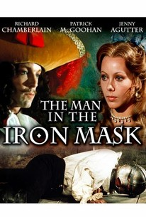 the man in the iron mask 1977