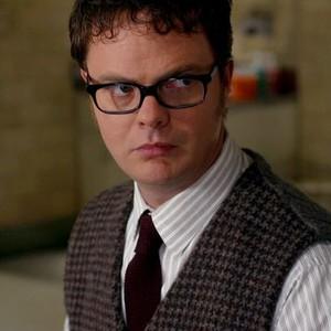 Rainn Wilson as Arthur Martin