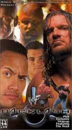 WWF - Backlash 2000