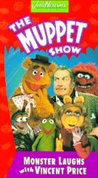 Muppet Show, The - Monster Laughs With Vincent Price
