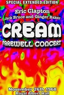 Cream: Farewell Concert