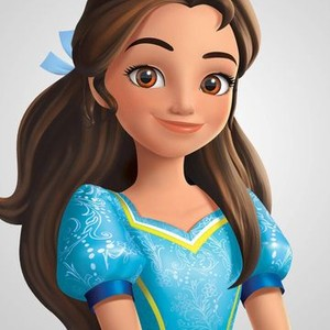 Princess Isabel is voiced by Jenna Ortega