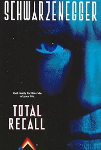Total Recall 1990 Rotten Tomatoes